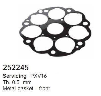 252245 Cargo Прокладка кондиционера