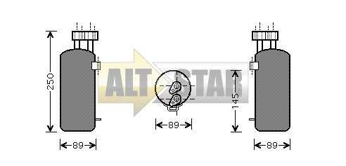 250707 Cargo Сальник компрессора
