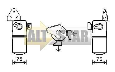 250726 Cargo Компонент сальника компрессора