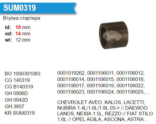 SUM0319