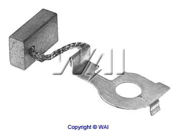 38-205 Waiglobal Щетки генератора