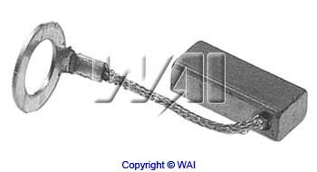 38-211 Waiglobal Щетки генератора