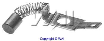 38-307 Waiglobal Щетки генератора