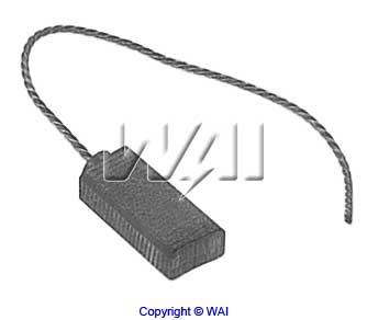 38-8102 Waiglobal Щетки генератора