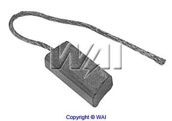 38-8200 Waiglobal Щетки генератора