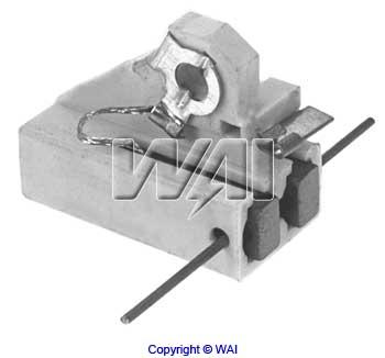 39-106 Waiglobal Щеткодержатель генератора