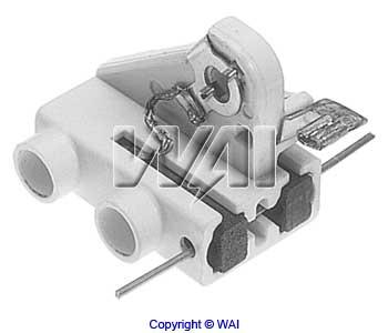 39-107 Waiglobal Щеткодержатель генератора