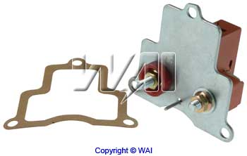39-205 Waiglobal Щеткодержатель генератора
